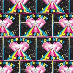 your heart is a prism
