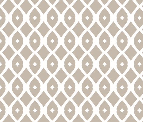Chain Link 22 (Wet Sand) fabric by pattyryboltdesigns on Spoonflower - custom fabric