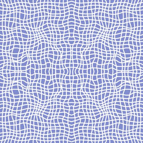 Wavy Plaid fabric by cksstudio80 on Spoonflower - custom fabric