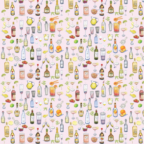 pink_cocktail_fabric