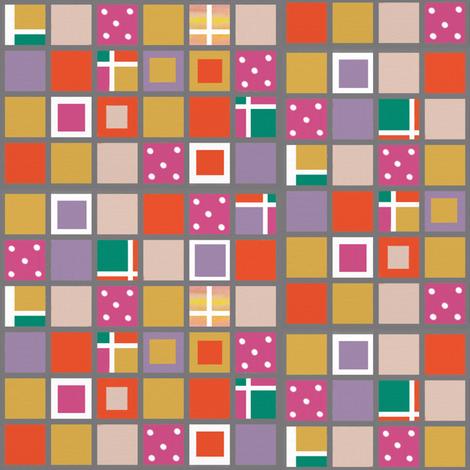 Color grid 32 fabric by su_g on Spoonflower - custom fabric