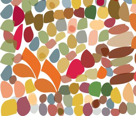 SOOBLOO_EARTH_STONES_K-1-01 fabric by soobloo on Spoonflower - custom fabric