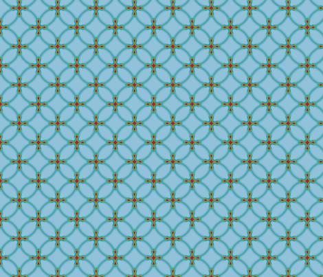 Crosspoints fabric by fireflower on Spoonflower - custom fabric