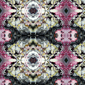 DRE DESIGNS CHROMATIC ABSTRACT 213