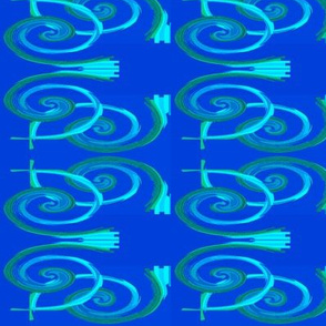Neon Celtic Knot