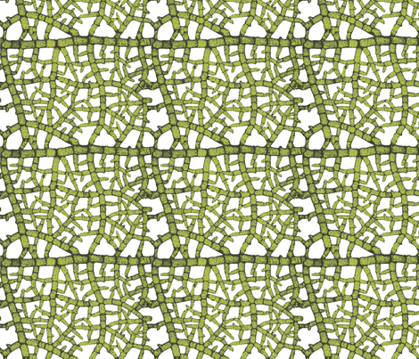 seaweed fabric by renelope on Spoonflower - custom fabric