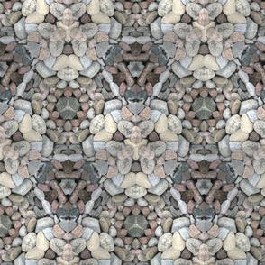 River Stone Kaleidoscope