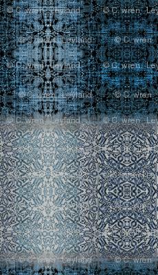 Blue Lace Crochet