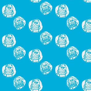 Budgie Stamps-ch