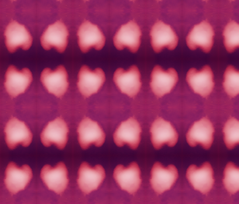 heart fabric by missv on Spoonflower - custom fabric