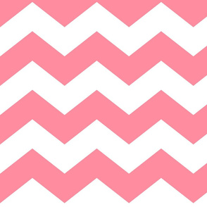 chevron lg pretty pink