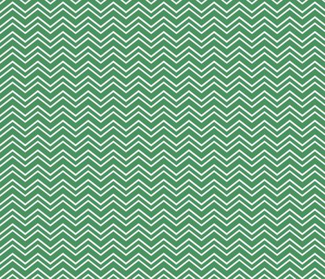 chevron no2 kelly green fabric by misstiina on Spoonflower - custom fabric