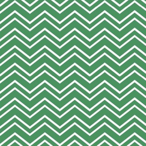 chevron no2 kelly green