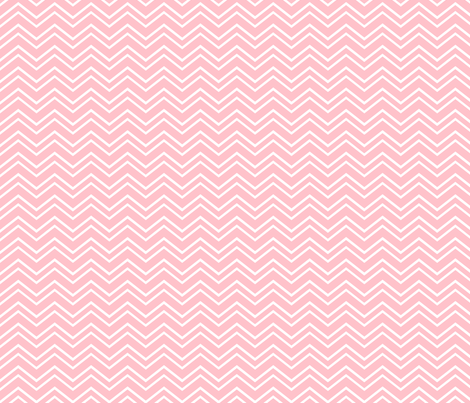 chevron no2 light pink fabric by misstiina on Spoonflower - custom fabric