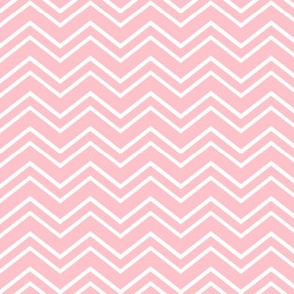 chevron no2 light pink