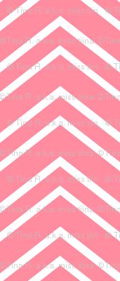 chevron no2 pretty pink