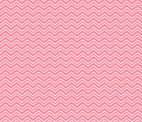 chevron no2 pretty pink fabric by misstiina on Spoonflower - custom fabric