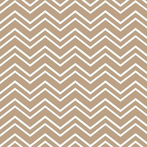 chevron no2 tan
