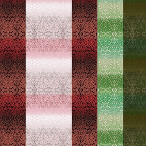 Quilter's Red and Green