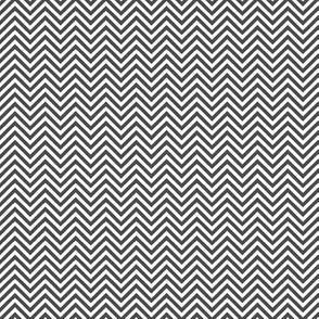 chevron pinstripes dark grey