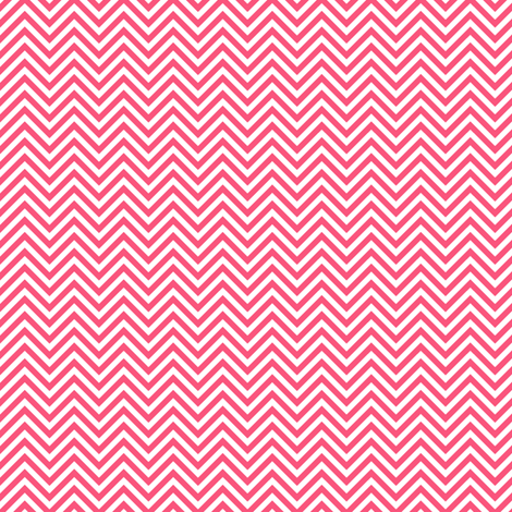 chevron pinstripes hot pink fabric by misstiina on Spoonflower - custom fabric