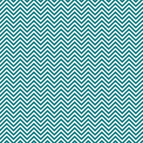 chevron pinstripes dark teal