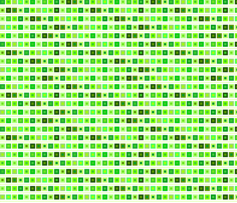 Albers_green fabric by melhales on Spoonflower - custom fabric