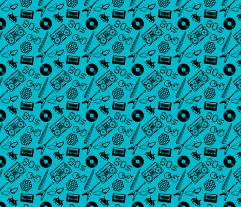 Rrrrgirls_rock_80s_pattern_on_turquoise_shop_preview