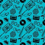 Rrrrgirls_rock_80s_pattern_on_turquoise_shop_thumb