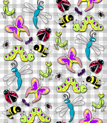 Creepy Crawlin' Cuties