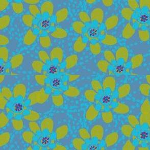tiny daisy patch