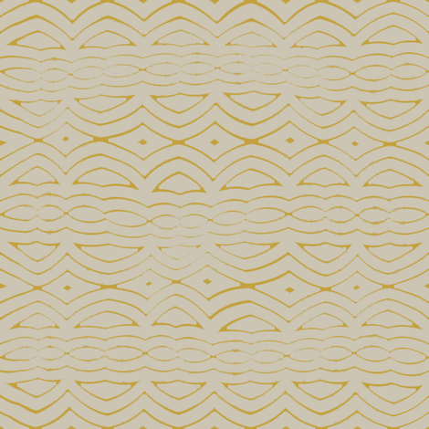 Amber Prophet fabric by david_kent_collections on Spoonflower - custom fabric