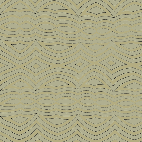 Celadon Prophet fabric by david_kent_collections on Spoonflower - custom fabric