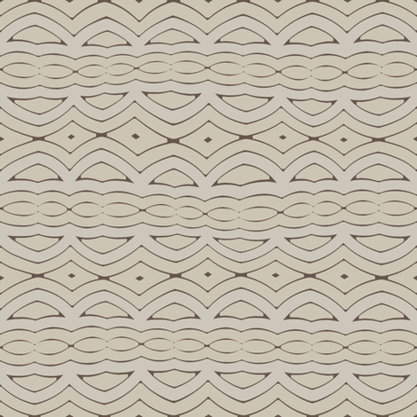 Ivory Prophet fabric by david_kent_collections on Spoonflower - custom fabric