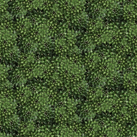 Spikey Succulents fabric by glimmericks on Spoonflower - custom fabric