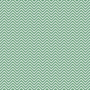 chevron pinstripes kelly green