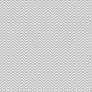 chevron pinstripes grey
