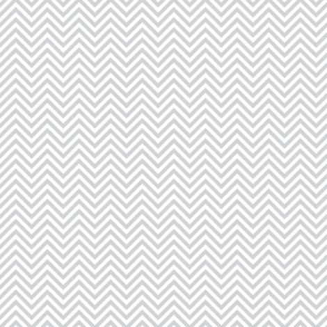 chevron pinstripes light grey fabric by misstiina on Spoonflower - custom fabric