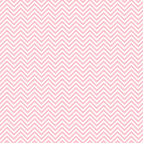 chevron pinstripes light pink fabric by misstiina on Spoonflower - custom fabric