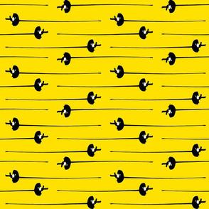 Epee, Yellow