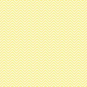 chevron pinstripes lemon yellow