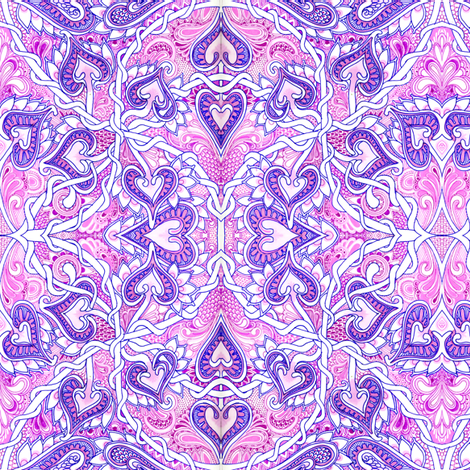Which Way Should I Go? fabric by edsel2084 on Spoonflower - custom fabric