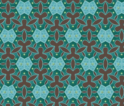 Algal swamp fabric by bippidiiboppidii on Spoonflower - custom fabric