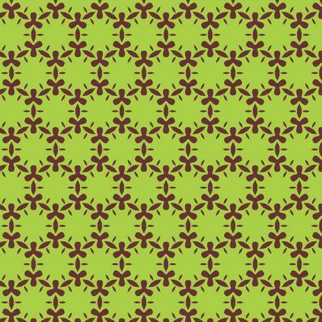 blooming algae (swamp) fabric by bippidiiboppidii on Spoonflower - custom fabric