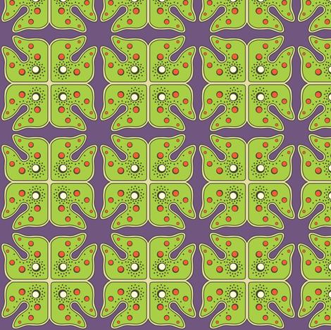 monster algae fabric by bippidiiboppidii on Spoonflower - custom fabric