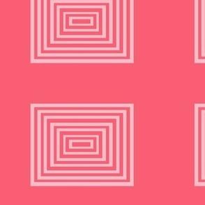 Watermelon maze