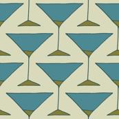 Straight Up Martini