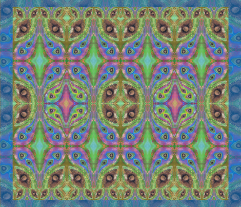 Black_Matter fabric by rubyrice on Spoonflower - custom fabric