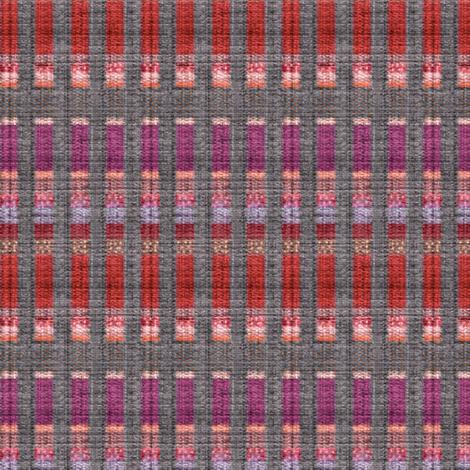 6th Doctor's Season 22 Vest - right side fabric by bonnie_phantasm on Spoonflower - custom fabric