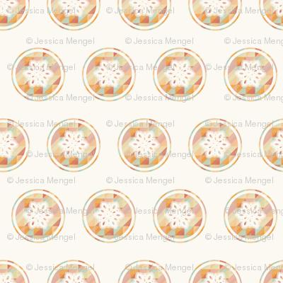 Raro Fabrics Snowflake